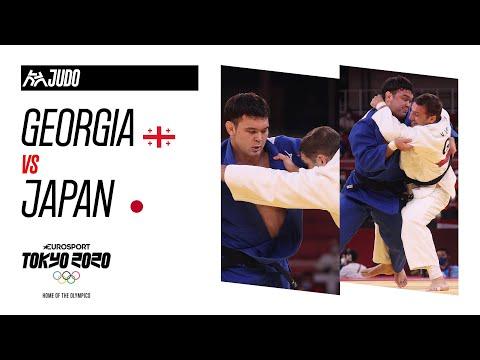 GEORGIA vs JAPAN | JUDO Men's 90kg - Highlights | Olympic Games - Tokyo 2020