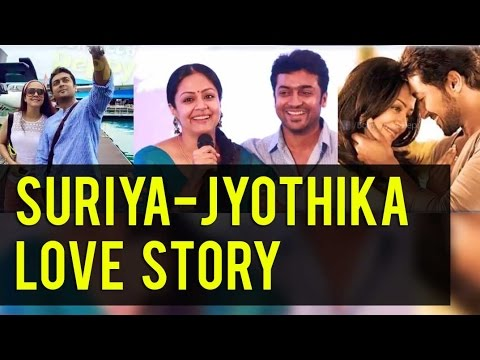 Suriya-Jyothika LOVE STORY is here - CUTE!