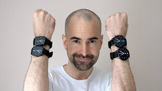 Amazfit GTR 2e vs GTS 2e vs GTR 2 vs GTS 2   Which Smartwatch Is Best For You?