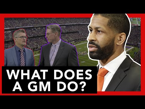 EVERYTHING That Goes into Being an NFL General Manager | NFL Explained