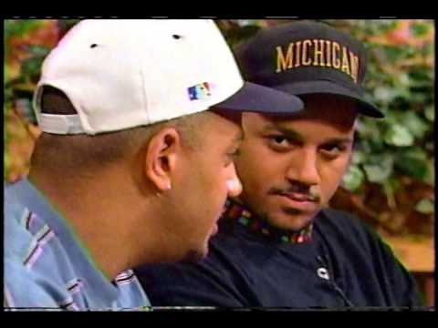 The Hughes Brothers (Menace II Society) interviewed by Bryant Gumbel in 1993