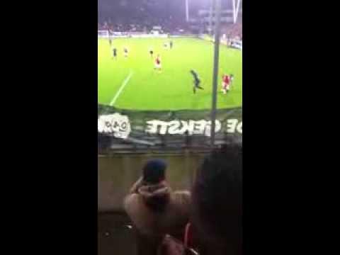 Fc Utrecht 1 - 5 PSV, Memphis Depay Toegezongen