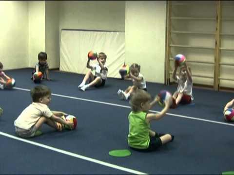 Группа здоровья. Дети 3-4 года