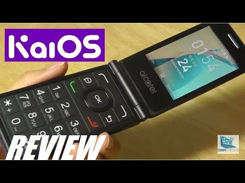 REVIEW: Alcatel Go Flip - KaiOS Flip Phone - Nope, Skip It