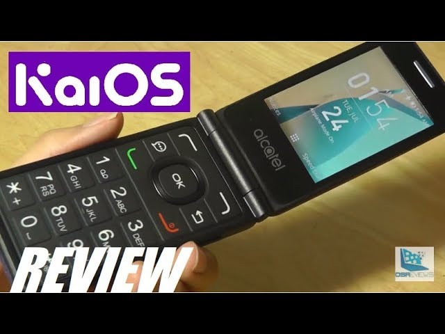 Review Alcatel Go Flip Kaios Flip Phone Nope Skip It Youtube