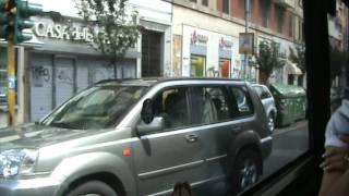 LLegada a Roma Mayo 2008