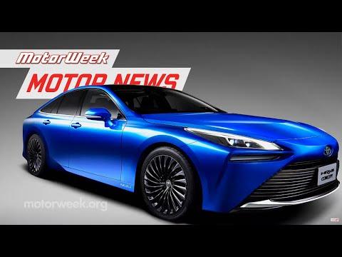 The Electrified 46th Tokyo Motor Show | MotorWeek Motor News