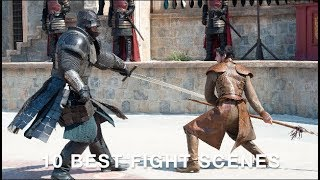 10 Best Game of Thrones Fight Scenes (All Seasons)
