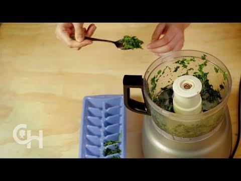 Anti-inflammatory Recipes: Herb Blend