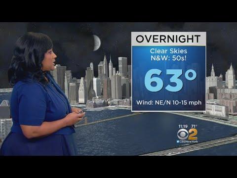 Hot, Hazy, Humid Weather On Its Way