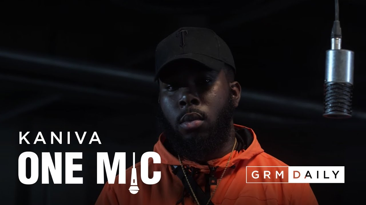 Download Kaniva - One Mic Freestyle   GRM Daily