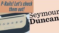 Seymour Duncan P-Rails! The most versatile pickup ever?