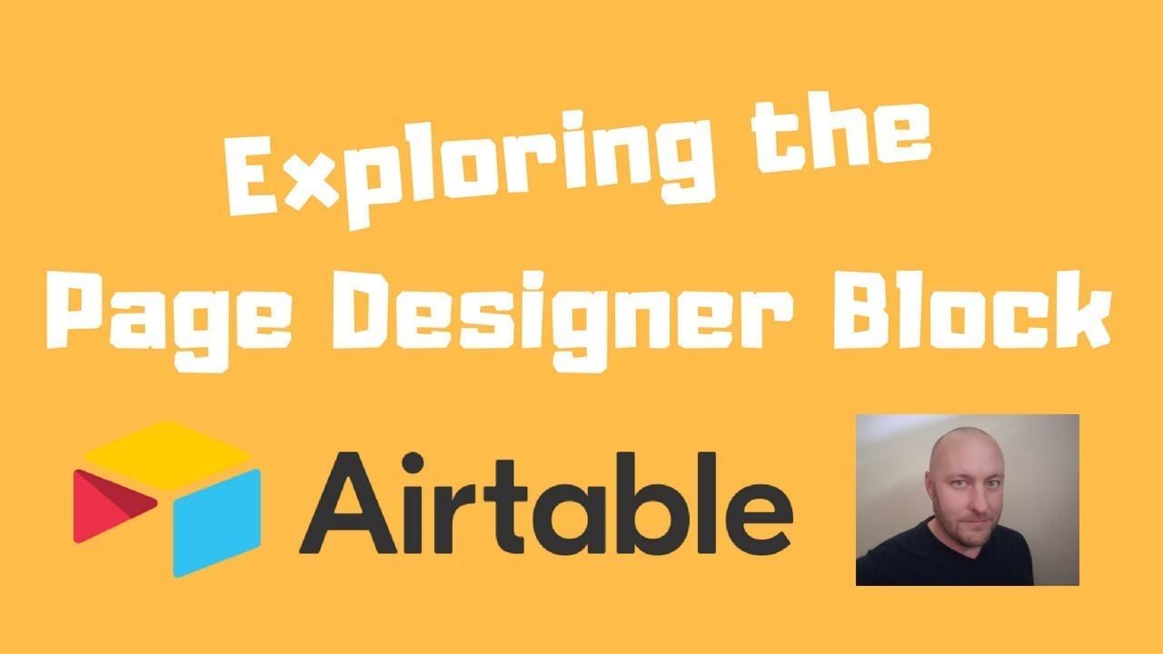 Exploring the Page Designer Block in Airtable