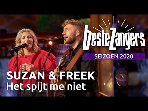 Suzan En Freek - Het spijt me niet