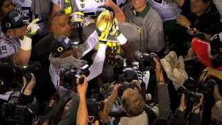 Official 2013 Oregon Football Stadium Intro Video