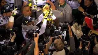 Official 2013 Oregon Football Stadium Intro Video