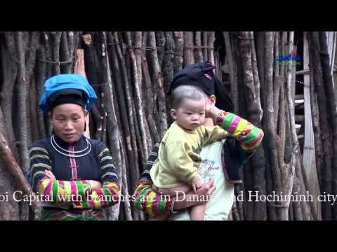 Les Lolo noirs Cao Bang - Black LoLo in Bao Lac CaoBang - 6 km from BaoLac www.vietnamvoyages.com