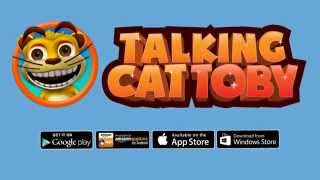 Talking Cat Toby - My Funny Virtual Pet Animal that Repeats Free