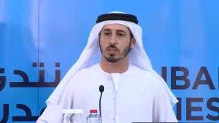 Dubai Smart Cities Forum 6 - Dr Ali Seba Al Marri