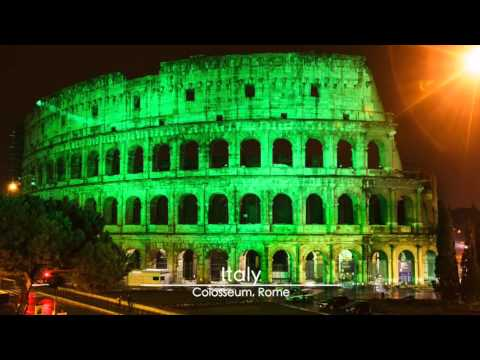 Tourism Ireland's Global Greening 2016
