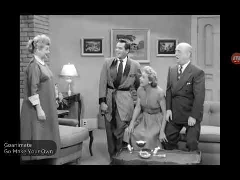 I Love Lucy Season 2 Episode 18 End Credits