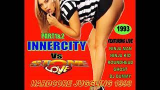 Inner City Vs Stonelove Part 1&2 1993 Tape