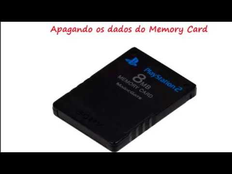 Jogando no Playstation 2 usando o pendrive e Memory Card fácil