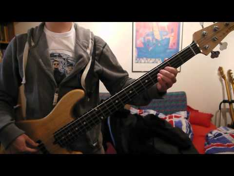 Farin Urlaub - OK - Bass Cover