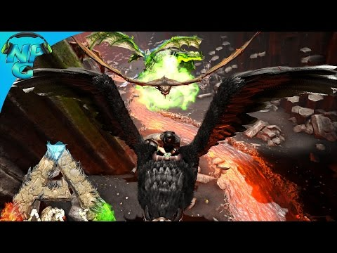 Industrial Upgrades and Tricks for Easier Wyvern Eggs! ARK Survival Evolved - Scorched Earth E23