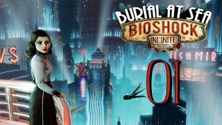 Bioshock Infinite - [Funerale In Mare: Episodio 1 - Gameplay ITA] - #01 - Nuovo Incarico