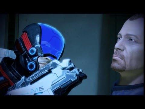 Mass Effect 2 David Archer