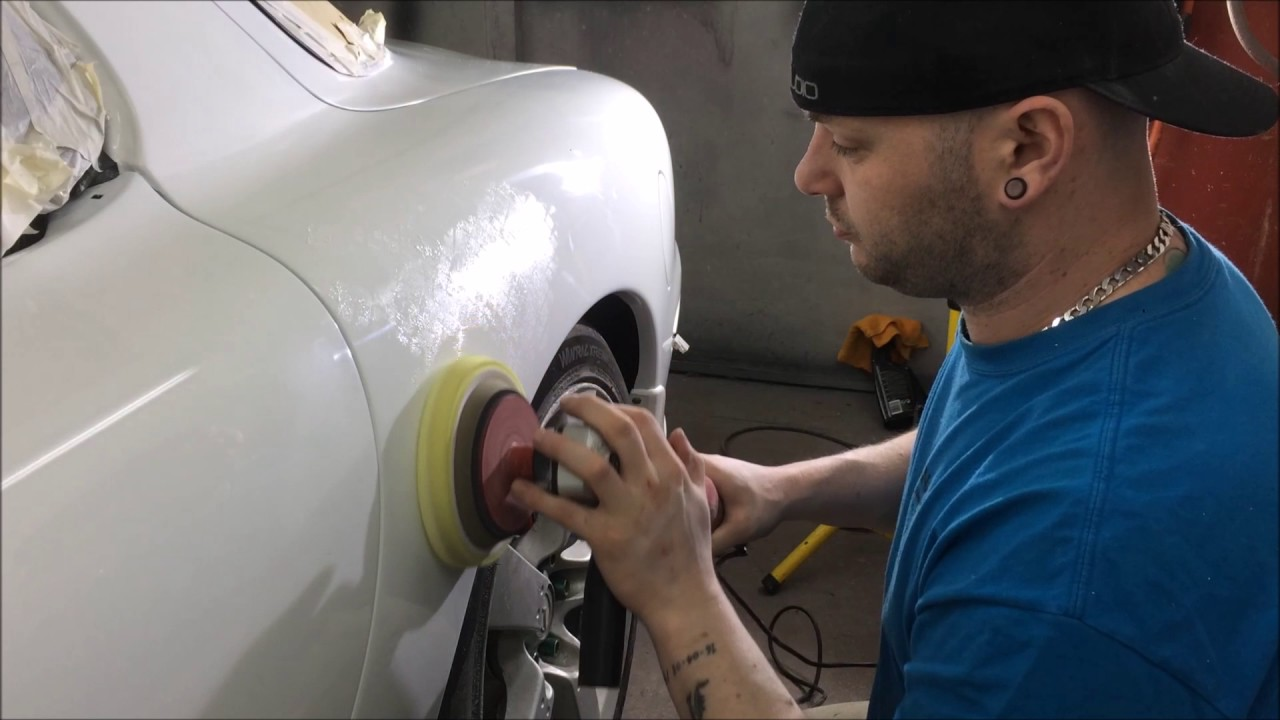 How To Buff A Car >> How To Buff Clear Coat Like Glass How To Use Compound How To Get
