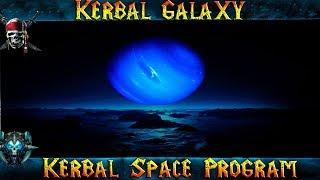 "KSP Galaxy ""Синяя Бездна!"" Далёкая Система Нейдона! Другая Звезда!"