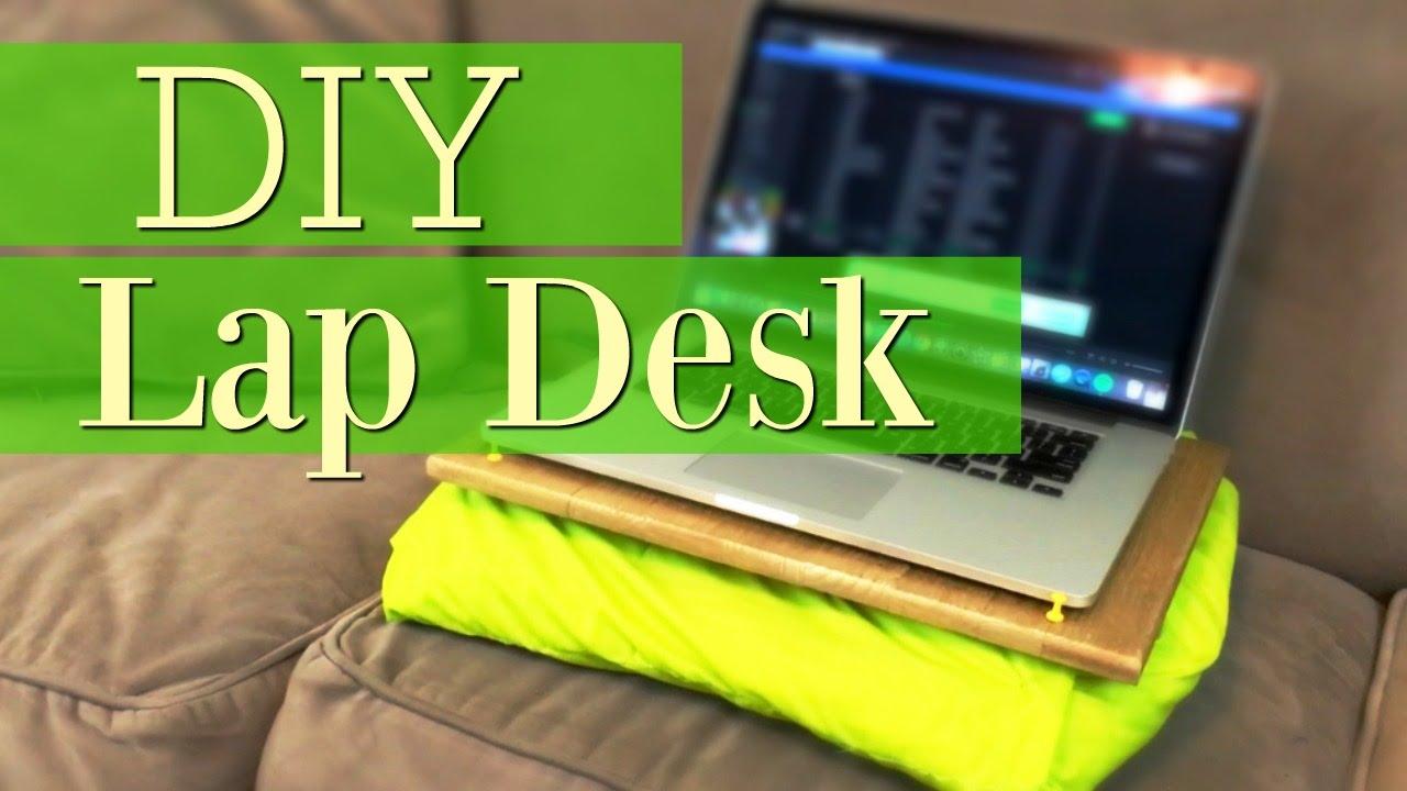 D I Y Lap Desk
