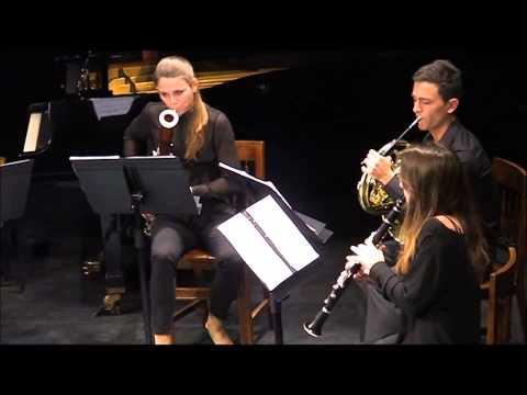 Quinteto en Fa mayor op 96, 'Americano' - Anton Dvorak