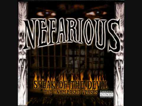 Nefarious X-Raided Never- Loved