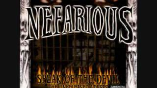 Nefarious X-Raided Never- Loved