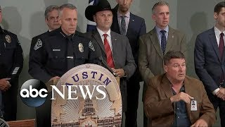 New details emerge about Austin bombing suspect