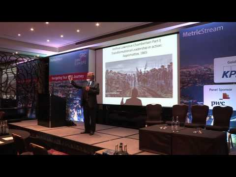 MetricStream GRC Summit Europe 2014 - Opening Keynote by Lord Ian Blair