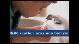 İstanbul'da da su kesintisi yapılacak - HaberTv