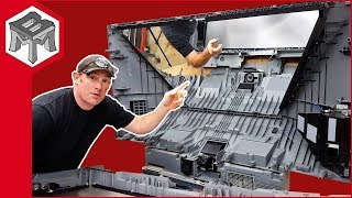 Did You Know - Optical Quality Mirror inside TV's? - DYK #3