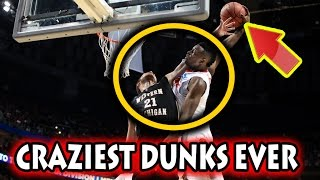 Greatest Dunks in Basketball History