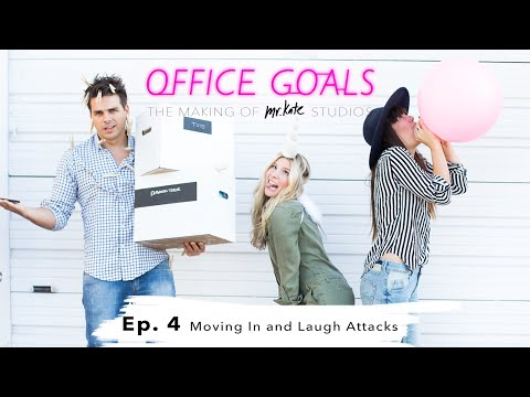 moving-in-and-laugh-attacks-|-office-goals-|-mr-kate-|-episode-4