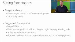 Software Development Fundamentals, 01, General Software Development