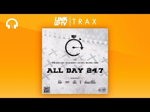 Various Artists - All Day 247 (Full Mixtape) | Link Up TV TRAX