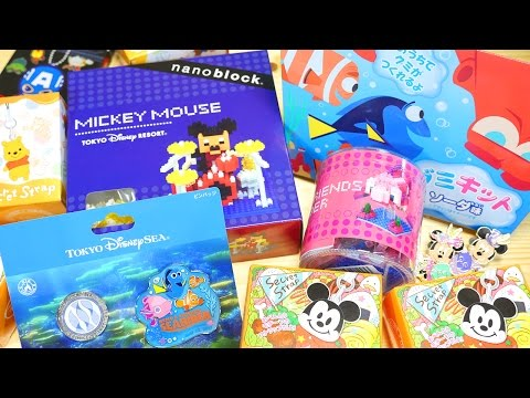 Disney Haul: Tokyo Disney, Marvel, and Disney Store Merch!