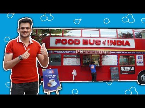Moving Restaurant in Delhi !! *Food Vlog*