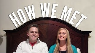 HOW WE MET!! Ellie and Jared