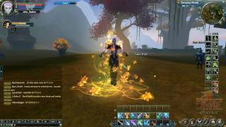 Perfect World International Genesis Gameplay Seeker Skills 1-29