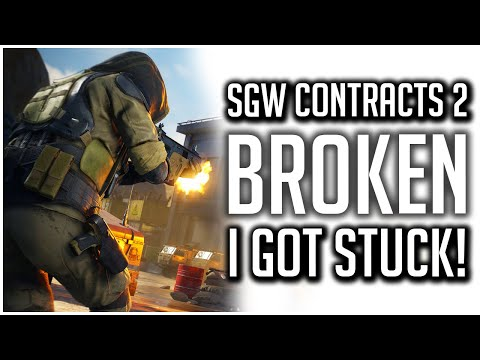 Sniper: Ghost Warrior Contracts 2 is BROKEN! | I GOT STUCK and Lost Progress! |